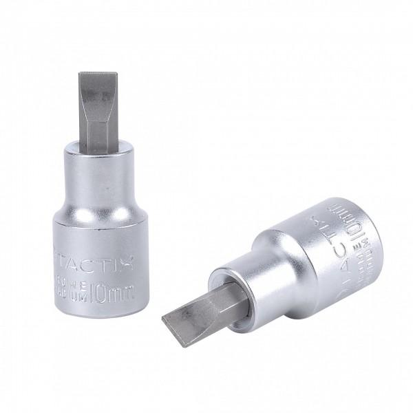 Tactix - Καρυδάκι CR-V 1/2'' με μύτη ίσια