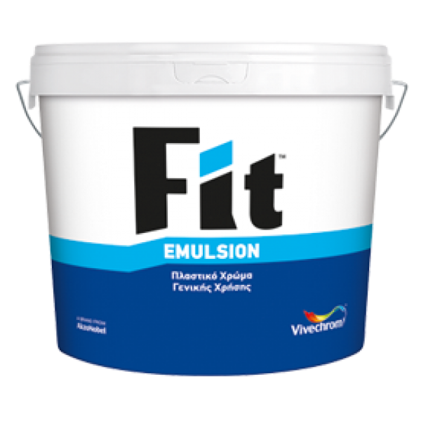 Vivechrom - Fit Emulsion (3L - 9L) Λευκό