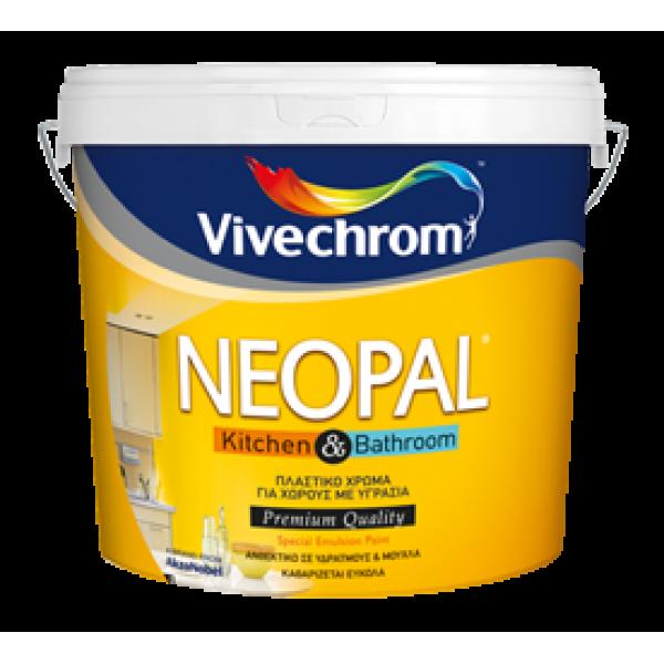Vivechrom - Neopal Kitchen & Bathroom (750ml - 3L - 10L) Λευκό
