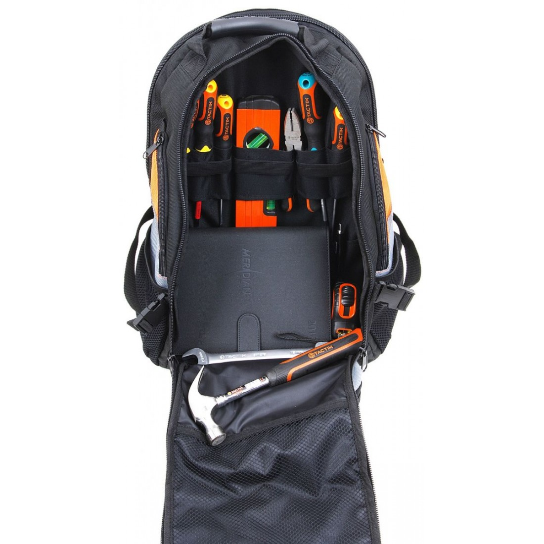 0c16d52c5f Tactix - Τσάντα εργαλείων πλάτης  323147 - Δαυλάς